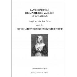 La vie admirable de Marie des Vallées