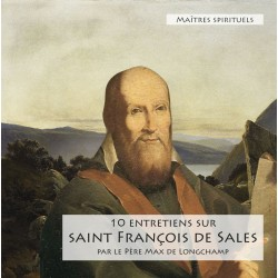 CD mp3 : 10 entretiens sur St François de Sales