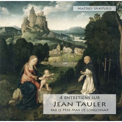 CD mp3 : 4 entretiens sur Jean Tauler