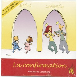 Brochure + CD MP3 : La Confirmation