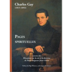 Charles Gay : Pages spirituelles